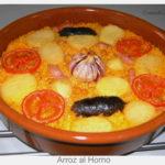Arroz Al Horno Ligero (Arròs al Forn Lleuger)
