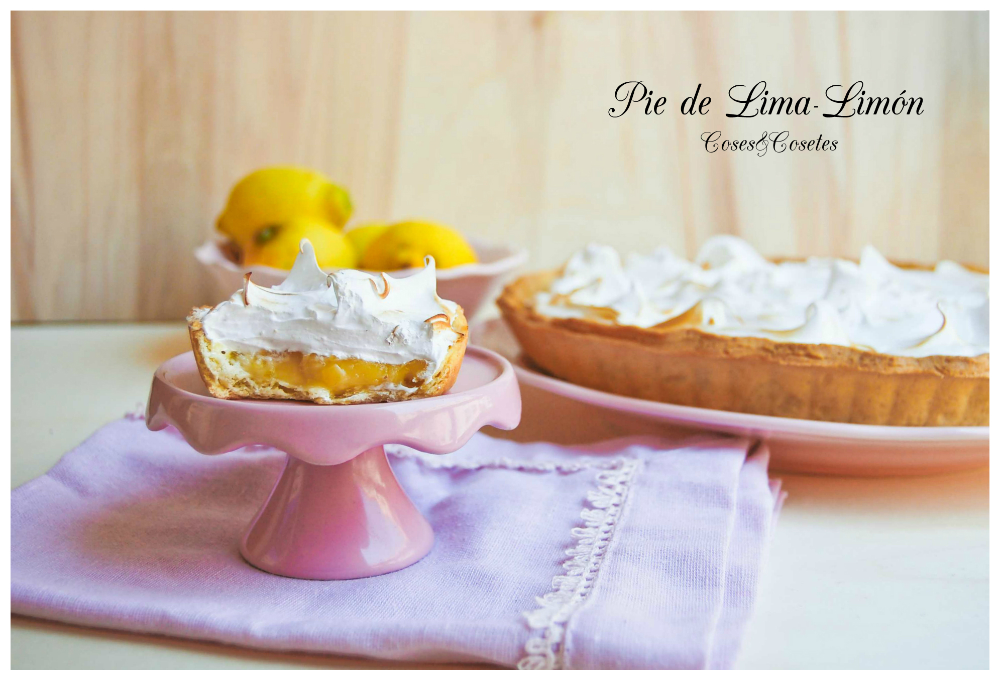 Relleno Lima-Lemon Pie