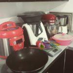 M han retado a subir mis imprescindibles en la cocina.…