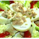 Huevos Rellenos Ligeros