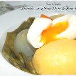 Hervido con Huevo Duro de Yema Blanda y Un Poco de Mi