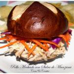 Pollo Mechado con Sidra de Manzana  (Pulled Chicken with Apple Cider)