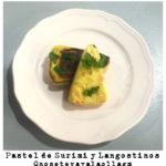 Pastel de Surimi y Langostinos. Asaltablogs