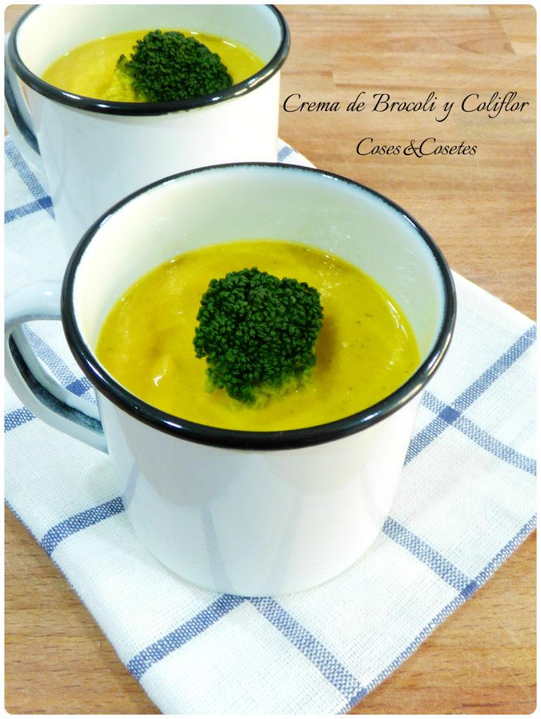 Crema de Brocoli y Zanahoria 2